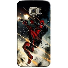 Deadpool, Other Characters & Emblems for Samsung Galaxy Note 5 Hard Case Cover (Zbor29) - intl
