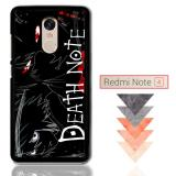 Jual Beli Death Note Anime Z0463 Xiaomi Redmi Note 4 Note 4X Custom Case