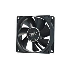 Deepcool Xfan 80 Black with Hydro Bearing - Fan Case 8cm - BLACK