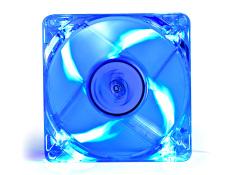 Deepcool XFAN 8cm - LED Biru