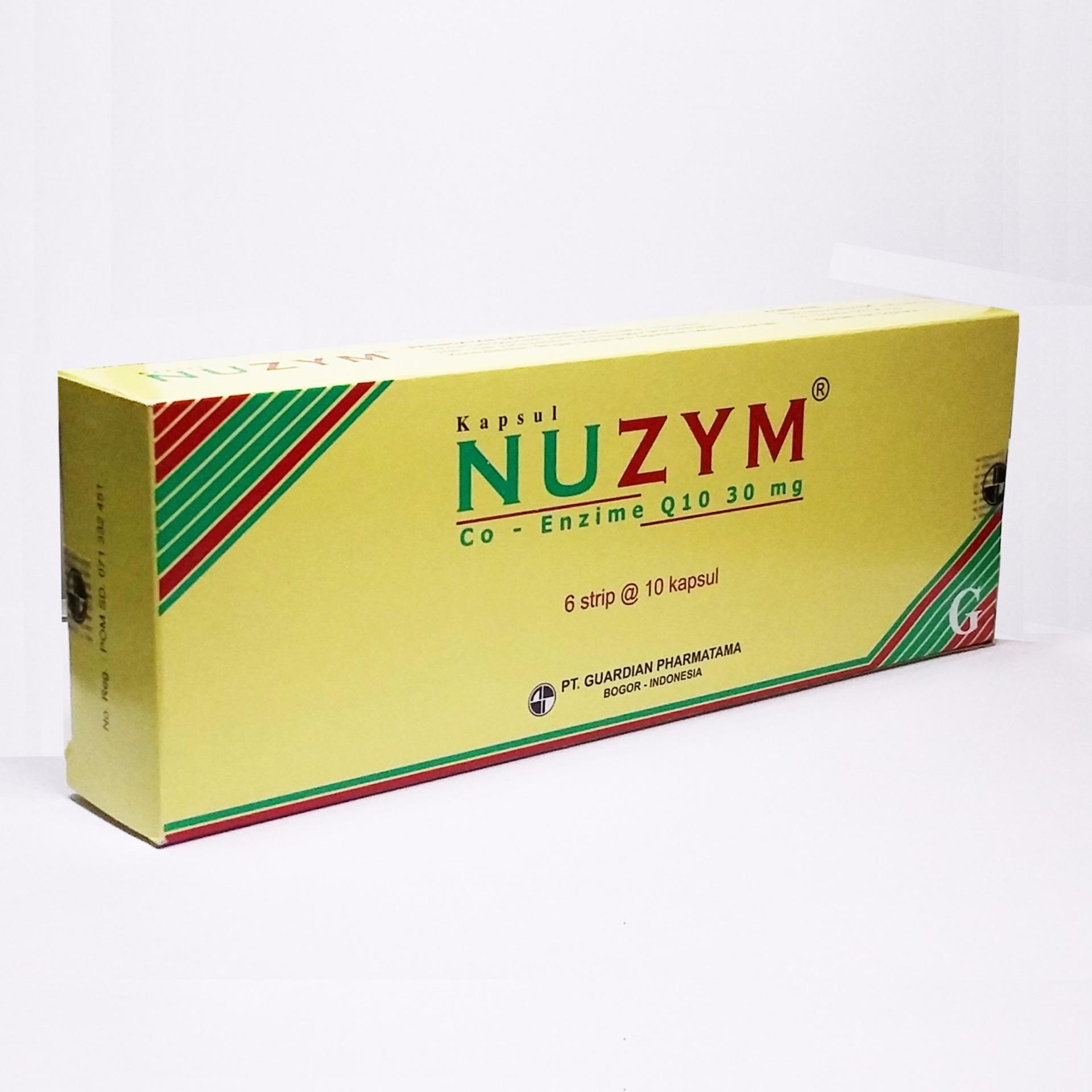 Delin Store - Nuzym Kapsul 1 Box