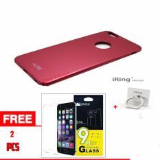 Beli Delkin Hard Case For Iphone Apple 7Plus Free Tempered Glass Iring Handphone Online Terpercaya