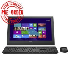 Spek Dell Inspiron 20 3000 Series 3048 All In One Intel Core I3 4130T 20 Preorder Indonesia