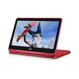 Spesifikasi Dell Inspiron 3179 Intel Core M3 7Y30 Ram 4Gb 500Gb 11 6 Touchscreen Windows 10 Merah Lengkap Dengan Harga