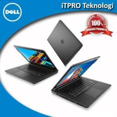 Dell Inspiron 3467 14 Core i3-6006U - 4GB RAM - 500GB HDD - AMD R5 2GB - Win 10 - Black