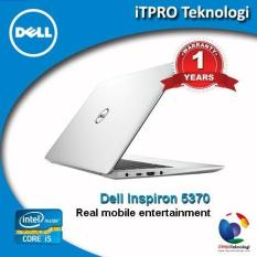 Dell Inspiron 5370 13 Core i5-8250 - 4GB RAM - 256GB SSD - AMD R5 2GB - Win 10 - Silver