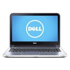 Harga Dell Inspiron 5437 Touch I5 4200U Win 8 Sl 14 Silver Paling Murah