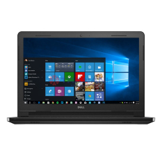 Dell Inspiron Turis 14-3467 - Intel Core i5-7200U - RAM 4GB - 1TB - 14' - Windows 10 - Black