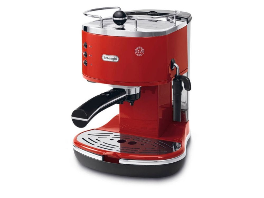 Beli Delonghi Coffe Makers Icona Eco 310 R Merah Murah