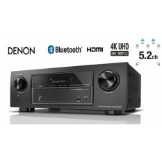 Harga Denonx1400H Receiver Home Theater Heos Bt Dolby Atmos Online