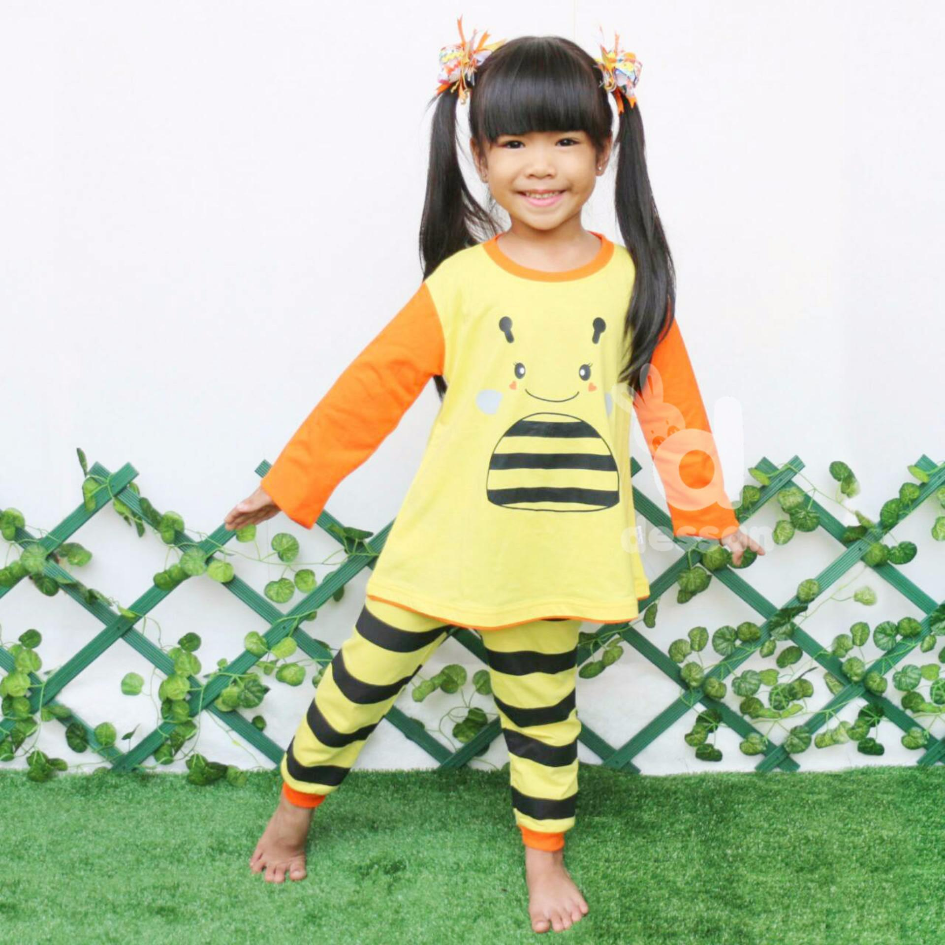 Harga Dessan Pajamas For Children Baby Bee Yg Bagus