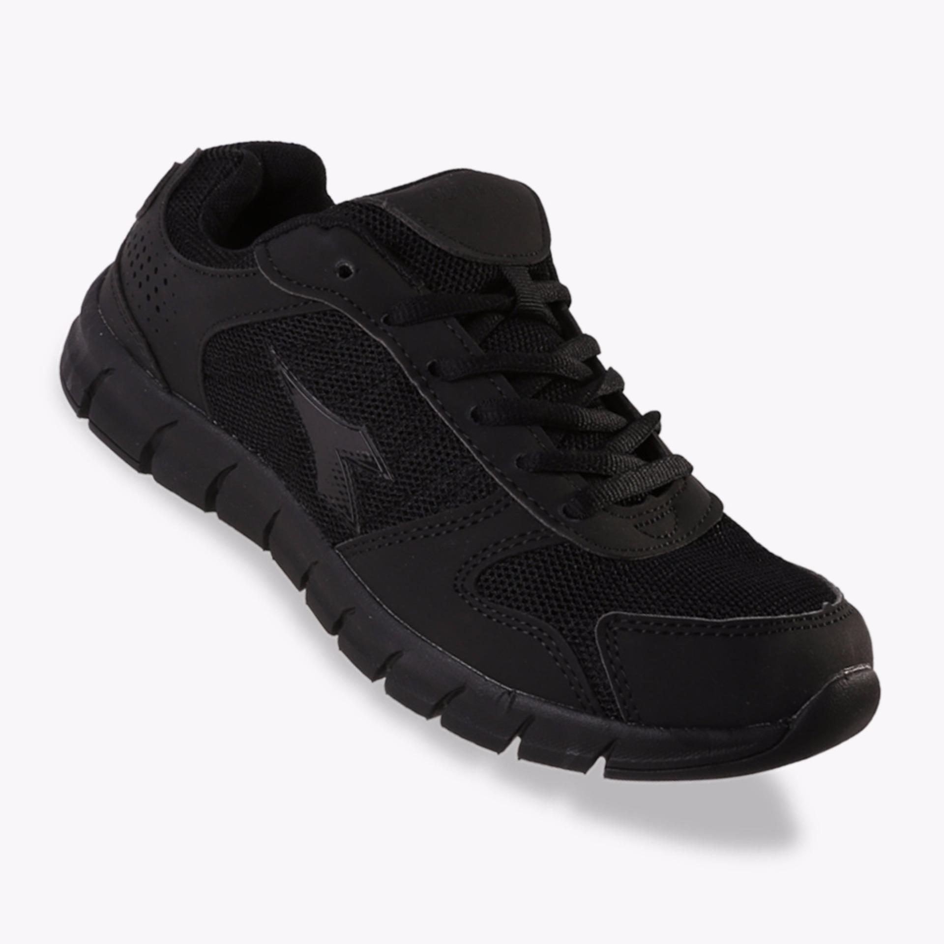 Harga Diadora Eno Kids Sch**l Shoes Hitam Yang Murah