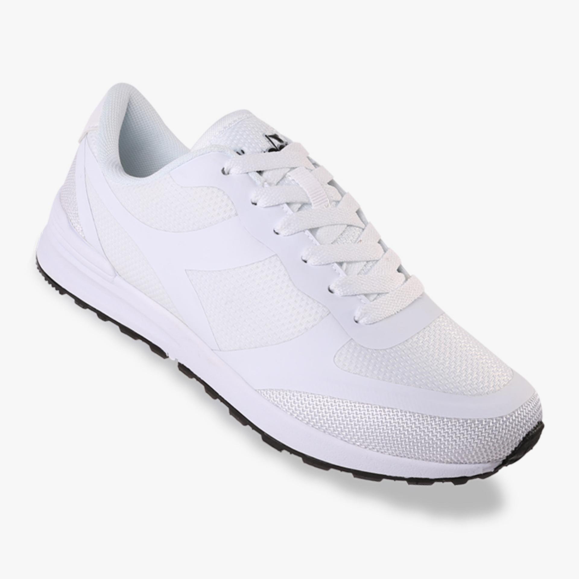 Harga Diadora Erasto Unisex Sneakers Shoes Putih Branded