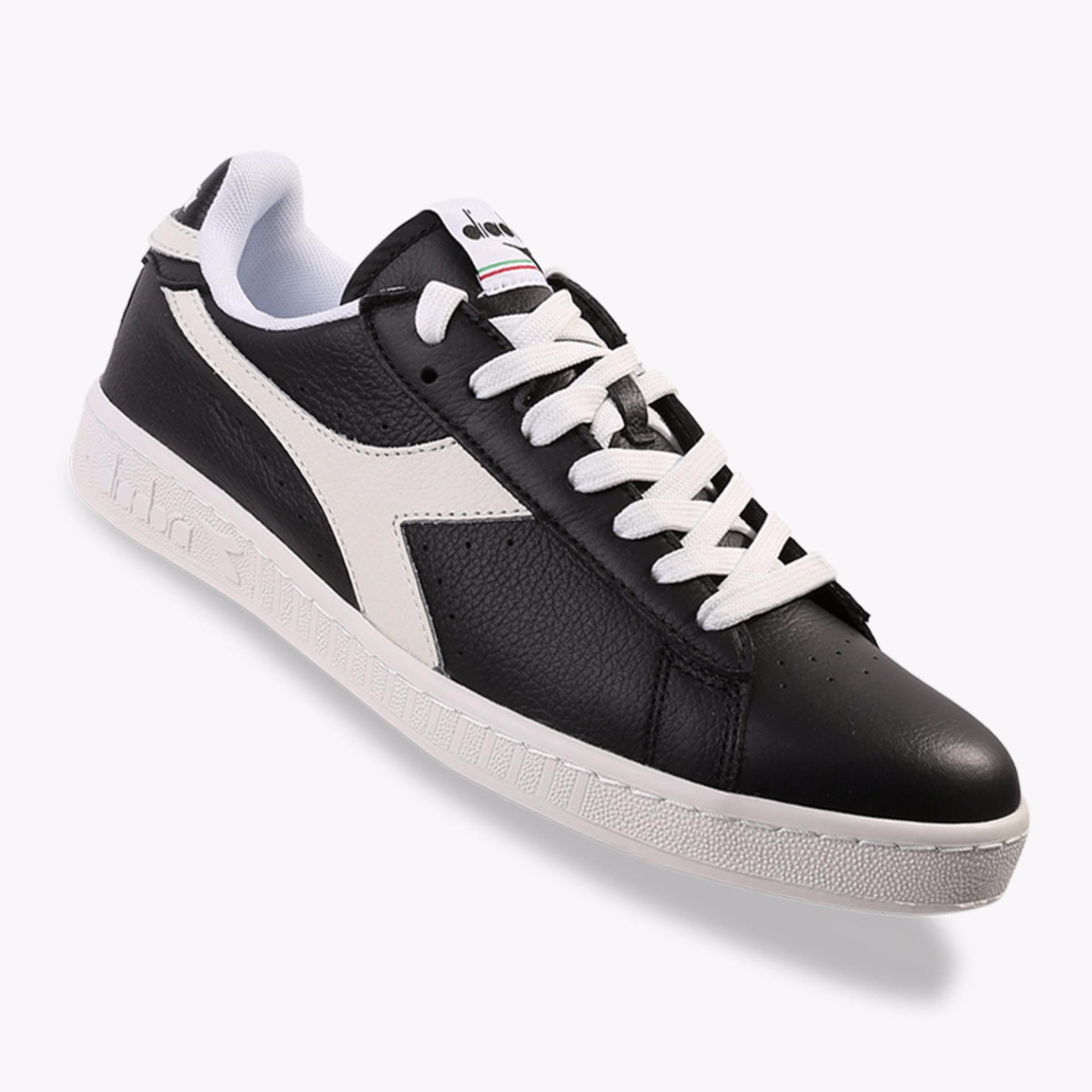 Spesifikasi Diadora Game L Low Men S Sneakers Shoes Hitam Paling Bagus