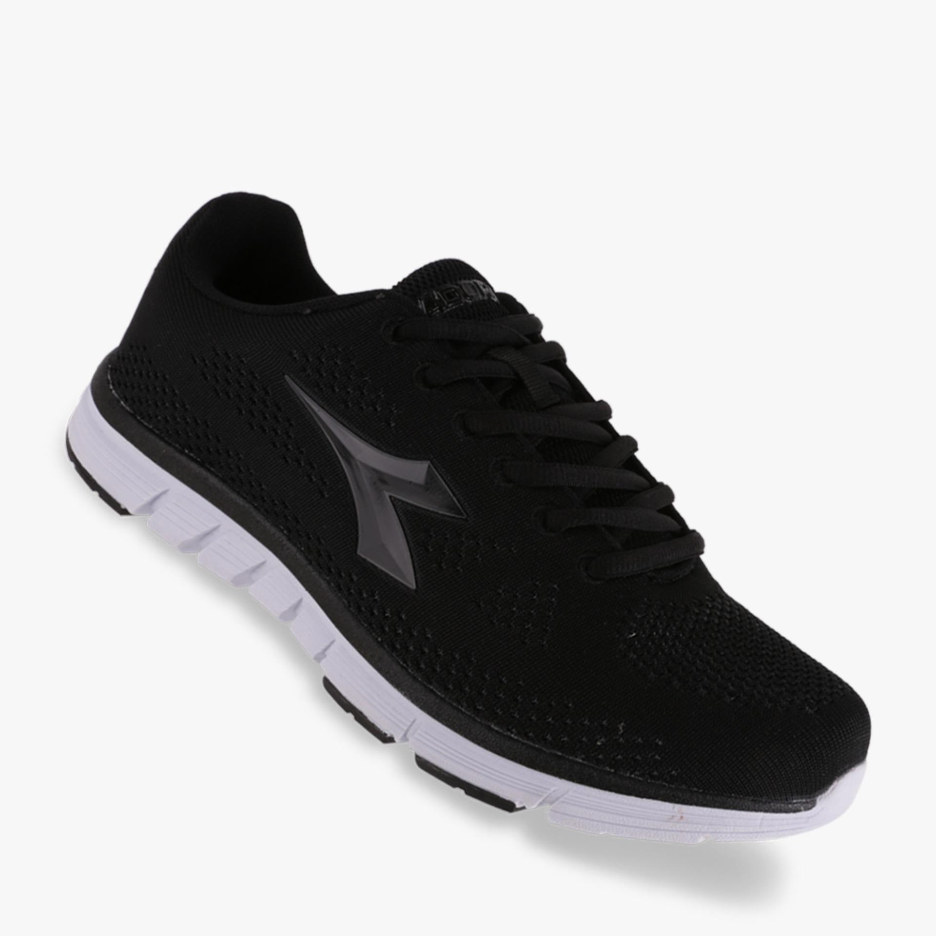 Diadora Geta Men's Fitness Shoes - Hitam