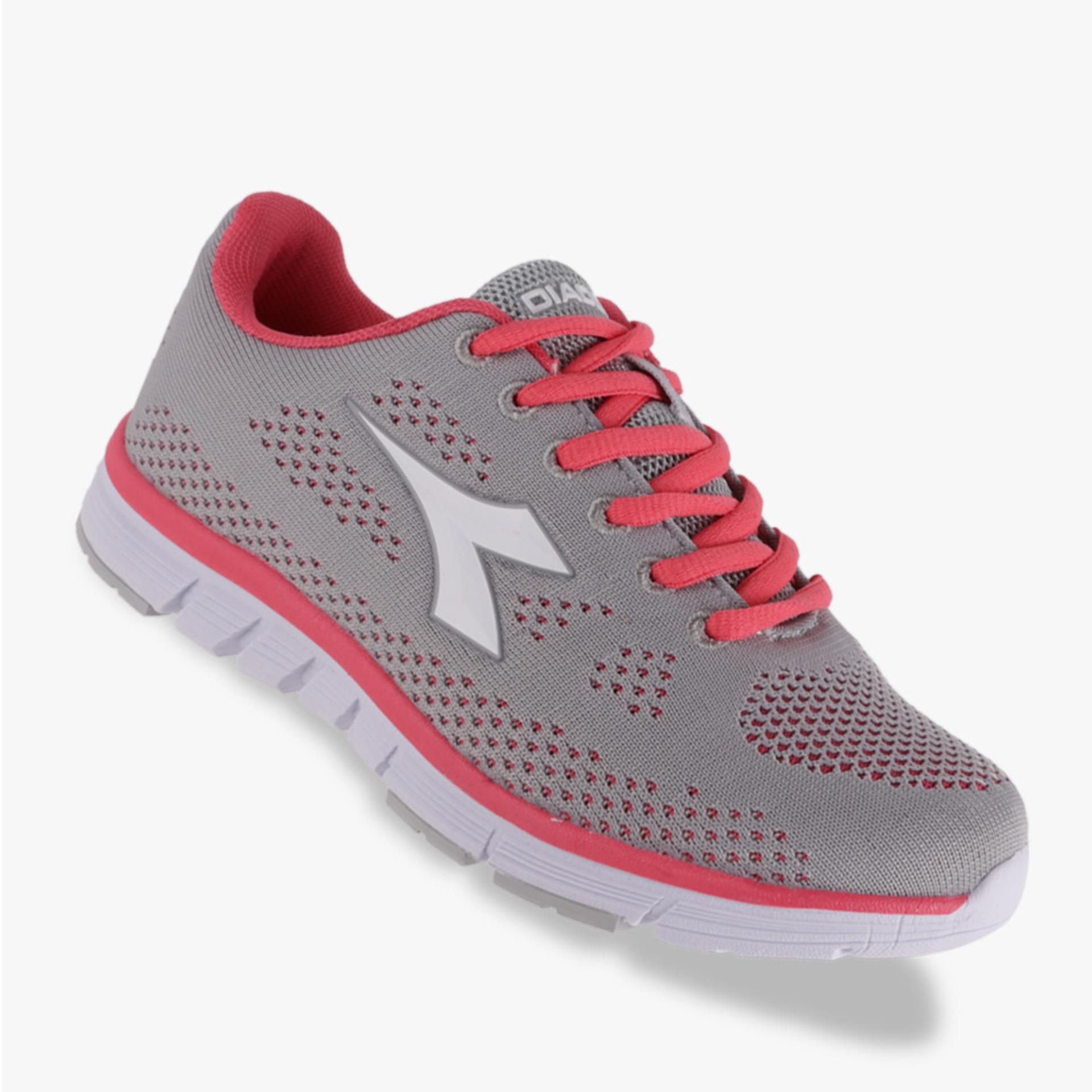 Diadora Geta Women's Fitness Shoes - Abu-Abu