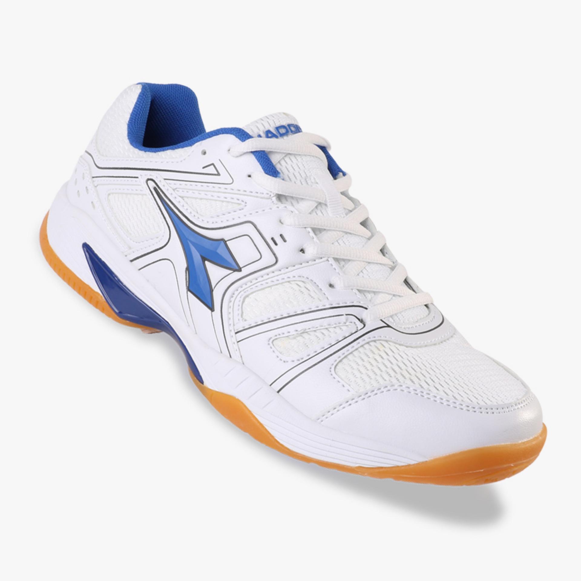 Jual Diadora Marin Men S Badminton Shoes Putih