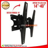 Katalog Diamond Bracket Tv Led Lcd 14 40 Inch Breket Tv Braket Tv Modern Terbaru