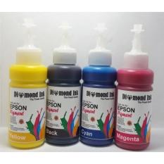 Diamond Tinta Pigment Epson Best Quality Ink (1 Set 4 Warna)