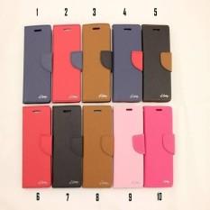 Diary Cover Dompet / Flipcover / Flipcase - Lenovo A706