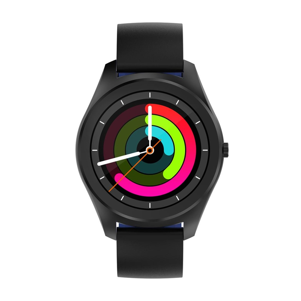 Spesifikasi Diggro Di03 Bluetooth Siri Smart Jam Tangan Mtk2502C 128 Mb 64 Mb Untuk Android Ios Biru Dan Hitam Intl