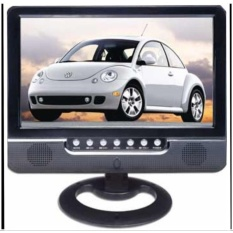 DigiMedia TV/Monitor 9,5 inch LED With Photo Frame - Hitam
