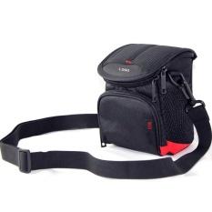 Digital Camera Bag Case untuk Canon G9X G7X G7XII G5X G1X G1XII G16 G15 G12 G11 SX720 SX710 SX700 SX170 SX150 SX160 dengan Strap-Intl