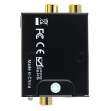 Spek Digital Optical Toslink Signal To Analog Audio Converter Adapter 3 5Mm 5W Intl Oem