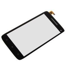 Digitizer Layar Sentuh Bezel Lensa Kaca Depan untuk Lenovo S860 S820 Hitam BYWG-Intl