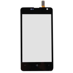 Digitizer Layar Sentuh Bezel Lensa Kaca Depan Untuk Nokia Lumia 430 Intl Oem Diskon 40
