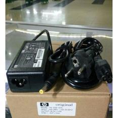 Dijual Adaptor Laptop  ORI  HP COMPAQ 18 5V 3 5A DV2 CQ510 DM3 DV2000 DV4000 Berkualitas