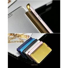 Dijual Flip Mirror Autolock S View Cover Samsung Galaxy A9 / A9 Pro Murah