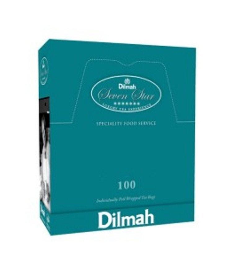 Spesifikasi Dilmah Envelope Darjeeling 100 Sachet Baru