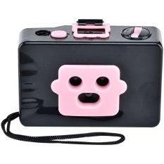 Beli Disderi 3 Lens Camera Hitam Merah Muda Cicilan