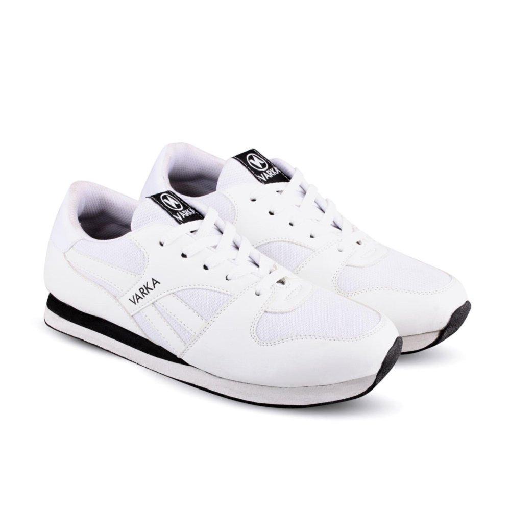 Distro Bandung Vr 362 Sepatu Sneakers Dan Kasual Pria Bisa Untuk Olahraga Joging Putih Distro Murah Di Jawa Barat