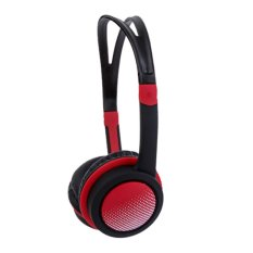 Jual Ditmo Dm 2720 Stereo Headphone For Kids Game Music Headset For Smart Phones Tablet Over Ear Children Earphone With Cable Red Intl Ditmo Branded