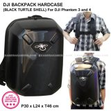 Beli Dji Backpack Hardcase Black Turtle Shell For Dji Phantom 3 And 4 Murah
