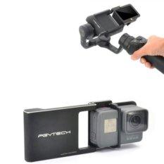 Spesifikasi Dji Osmo Mobile Feiyu Adaptor For Gopro Hero 4 5 Dji