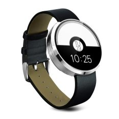 Dm360 Selai Pintar For Ios And Android Ponsel With Monitor Denyut Jantung Bluetooth Jam Tangan Silver Tiongkok