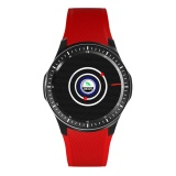 Kualitas Dm368 Quad Core 512 Mb 8 Gb Mtk6580 1 3Mp Kamera Smart Watch Dengan Wi Fi Merah Intl Oem