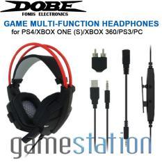 DOBE TY-836 Game Multi-Function Headphones Gaming Headset