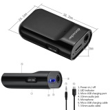 Review Docooler Bluetooth Receiver Hands Free Car Kits 3 5Mm Stereo Bluetooth Music Receiver For Audio Streaming Home Car Audio System Use Intl Not Specified Di Tiongkok