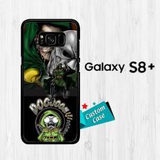 doctor doom Y2292 Casing HP Samsung Galaxy S8 Plus Custom Case Cover