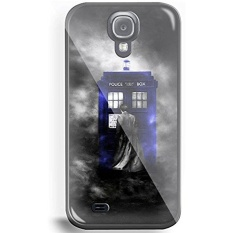 Doctor Who Hot TV Show for Samsung Galaxy S4 Black case - intl