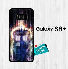 doctor who tardis in space Y0796 Casing HP Samsung Galaxy S8 Plus Custom Case Cover