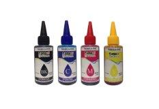 Jual Doctorink Tinta Printer Dye Untuk Epson 100Ml 4 Warna Cyan Magenta Yellow Black Doctorink Original