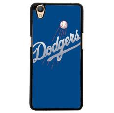 Dodgers Full Baseball League Logo E1013 Oppo Neo 9 A37 Custom Hard Case
