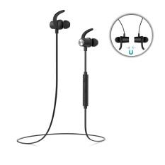 Jual Dodocool Magnetik Nirkabel Stereo Olahraga In Ear Headphone Dengan Hd Mic Cvc 6 Noise Cancellation Untuk Paling Bluetooth Enabled Smart Perangkat Hitam Intl Termurah