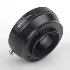 Dollice Pro Mount Adapter For Canon EF Lens to Micro Four Thirds Micro 4/3 M4/3 MFT Camera E-M1 II E-PL8 Pen-F E-M10 II E-M5 E-P - intl