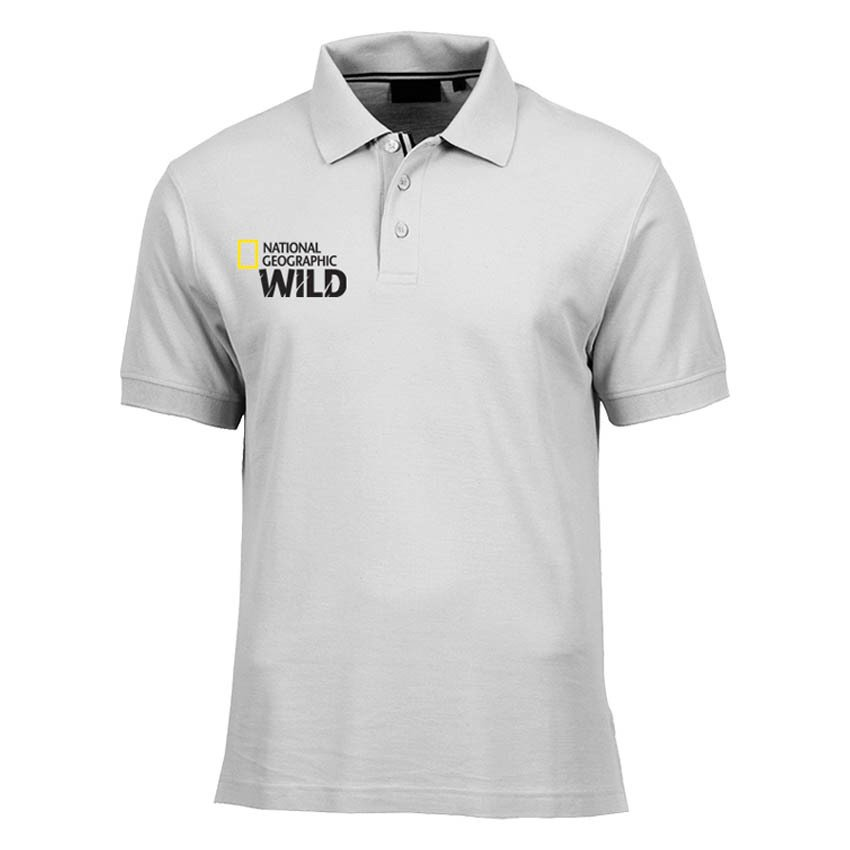 Review Don Dona Polo Shirt National Geographic Wild Putih Don Dona